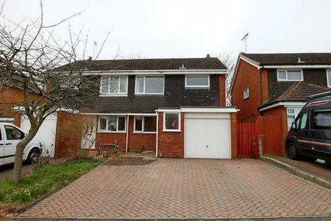 3 bedroom semi-detached house for sale - Wood Lane, Stone