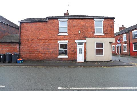4 bedroom end of terrace house to rent - Enderley Street, Newcastle-under-Lyme, ST5