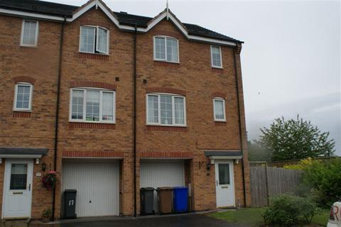 4 bedroom townhouse to rent - Raleigh Close, Trent Vale, ST4