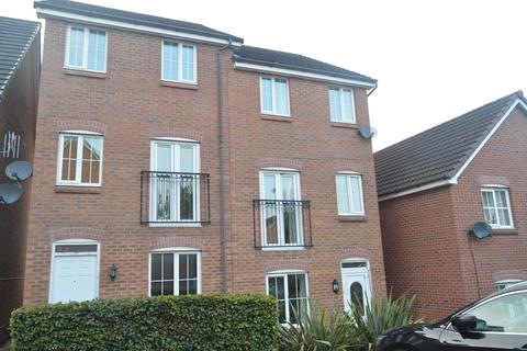 5 bedroom townhouse to rent - Sorrell Gardens, Lyme Valley, Newcastle-under-Lyme, ST5