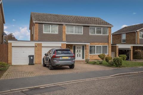 5 bedroom detached house for sale - Hardwick Court, Peterborough
