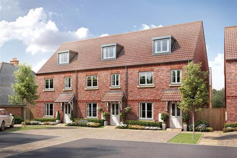 3 bedroom terraced house for sale - The Crofton G - Plot 19 at Kirby Meadows, Barry Close LE9