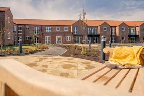 1 bedroom retirement property for sale - Property01, at Brigg Court 22 Chantry Gardens YO14