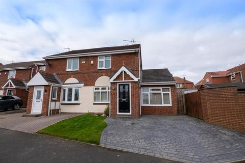 3 bedroom semi-detached house for sale - Markington Drive, Ryhope, Sunderland