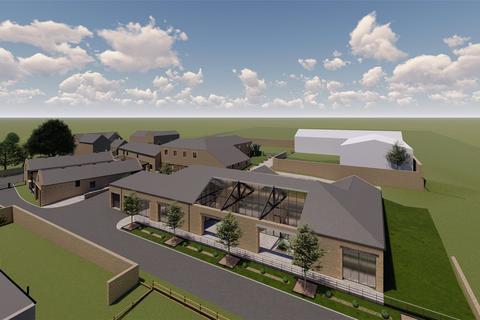 5 bedroom house for sale - Shaw House Farm, Newton, Stocksfield, Northumberland, NE43