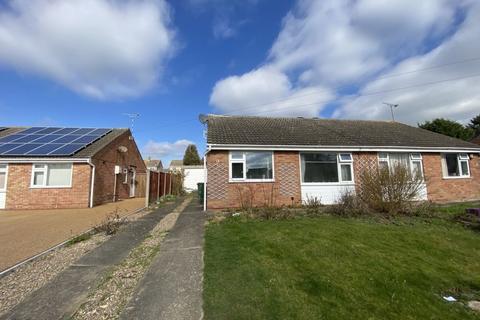 2 bedroom bungalow for sale - Hamble Road, Oadby, LE2