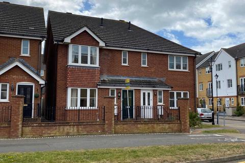 3 bedroom semi-detached house for sale - Macquarie Quay, Eastbourne