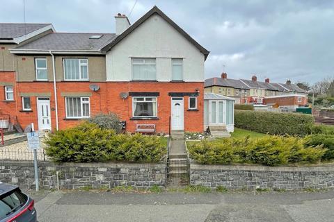 3 bedroom end of terrace house for sale - Penchwintan Road, Bangor, Gwynedd, LL57