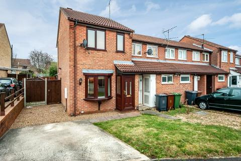 2 bedroom end of terrace house for sale - Spilsby Close, Lincoln