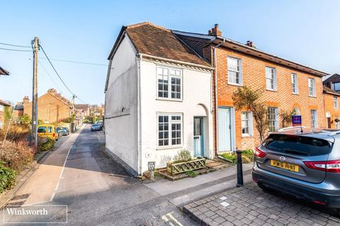 2 bedroom end of terrace house for sale - Winchester Street, Overton, Hampshire, RG25