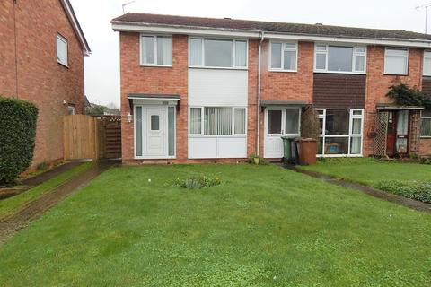 3 bedroom end of terrace house for sale - Abingdon