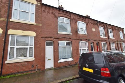 3 bedroom terraced house for sale - Roslyn Street, Highfields, Leicester
