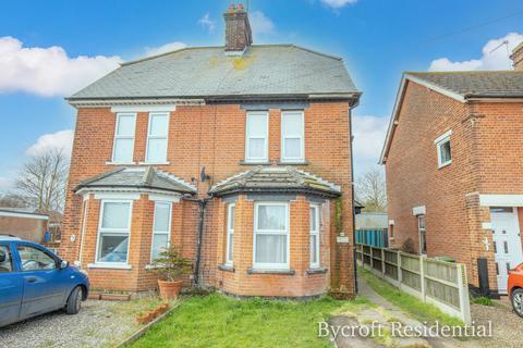 3 bedroom semi-detached house for sale - Bulmer Lane, Winterton-on-sea