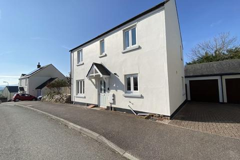 3 bedroom detached house for sale - Strawberry Fields, North Tawton