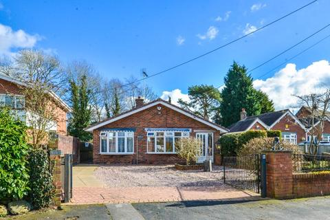 3 bedroom detached bungalow for sale - Highlows Lane, Yarnfield, Stone