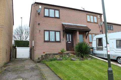 2 bedroom semi-detached house for sale - Bluebell Hill, Stretton, Alfreton