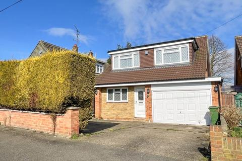 4 bedroom detached house for sale - Bampton Road, Luton
