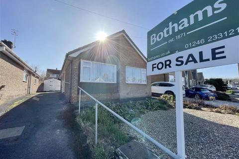 2 bedroom detached bungalow for sale - Dale Crescent, New Tupton, Chesterfield, Derbyshire, S42