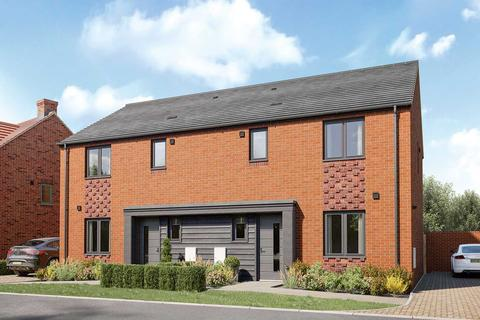 3 bedroom semi-detached house for sale - Plot 47, The Elliot at Hounsome Fields, Winchester Road, Basingstoke, Hampshire RG23