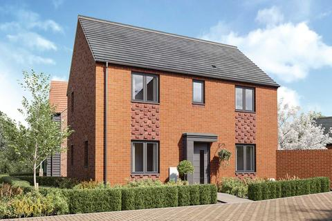 3 bedroom detached house for sale - Plot 27, The Mountford at Hounsome Fields, Winchester Road, Basingstoke, Hampshire RG23