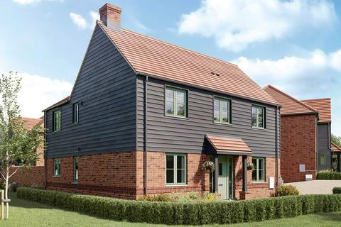 4 bedroom detached house for sale - Plot 28, The Knightley at Hounsome Fields, Winchester Road, Basingstoke, Hampshire RG23
