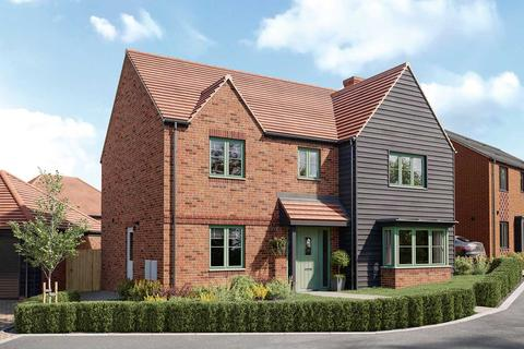 4 bedroom detached house for sale - Plot 21, The Cottingham at Hounsome Fields, Winchester Road, Basingstoke, Hampshire RG23