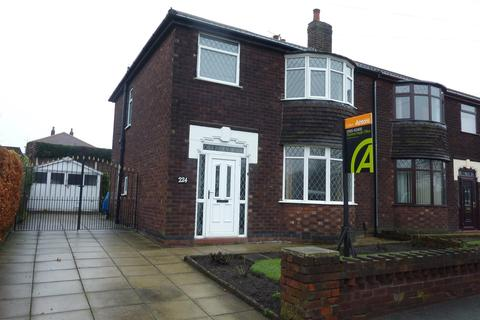 3 bedroom semi-detached house to rent - Chester Road, Warrington, WA4