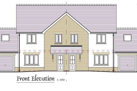 4 bedroom semi-detached house for sale - Cae'r Felin, Llanrhystud, SY23
