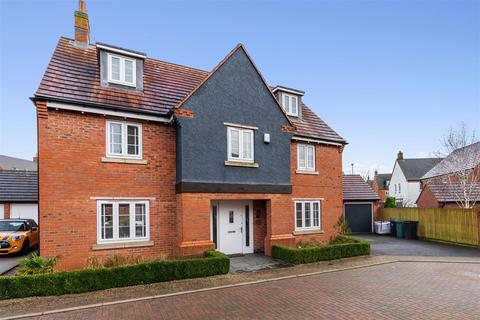 5 bedroom detached house for sale - Finch Road, Kibworth Harcourt, Leicestershire