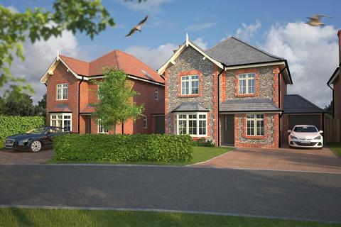 3 bedroom detached house for sale - Woodlark Gardens, The Avenue, Hambrook