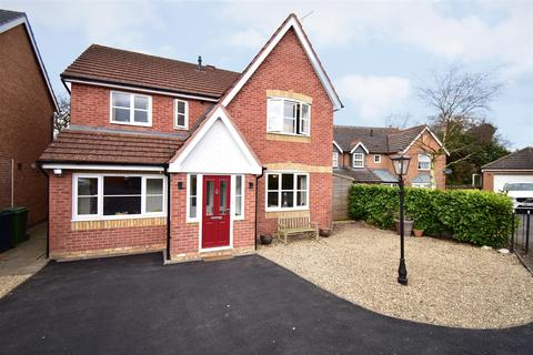 4 bedroom detached house for sale - 22 Hanley Lane, Bayston Hill, Shrewsbury, SY3 0JN