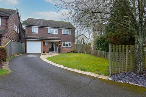 4 bedroom detached house for sale - Pine Close, South Wonston, Winchester