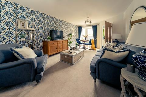1 bedroom retirement property for sale - Property48, at Jupiter House Hindhead Knoll, Walnut Tree MK7