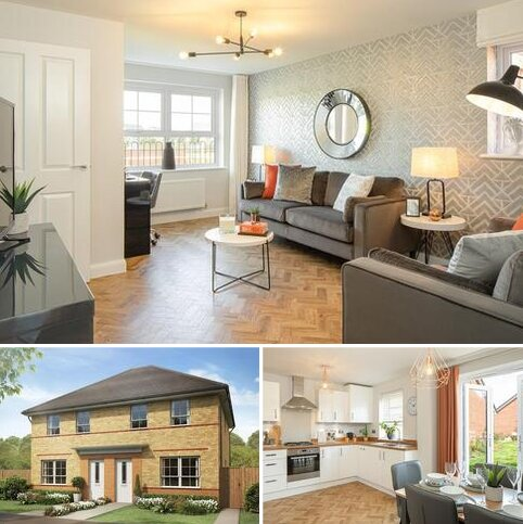 3 bedroom semi-detached house for sale - Plot 78, Maidstone at Chapel Fields, Glebe Road, Loughor, SWANSEA SA4