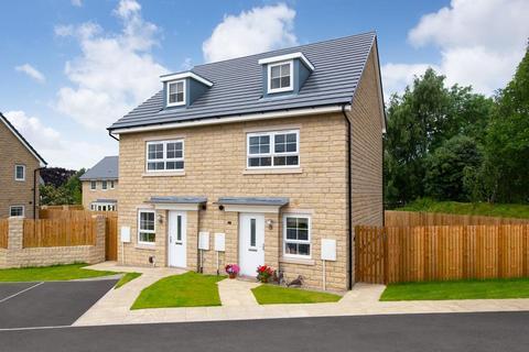 3 bedroom terraced house for sale - Plot 105, Kingsville at Saxon Dene, Silsden, Belton Road, Silsden, KEIGHLEY BD20