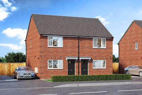 2 bedroom house for sale - Plot 100, The Halstead at Fusion, Leeds, Wykebeck Mount, Leeds LS9