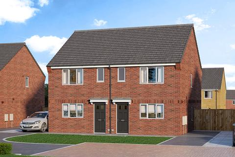 3 bedroom house for sale - Plot 96, The Hexham at Fusion, Leeds, Wykebeck Mount, Leeds LS9