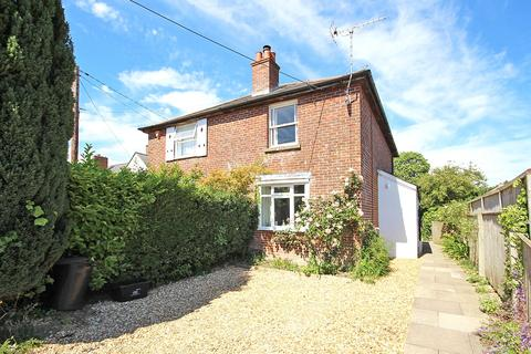 2 bedroom semi-detached house for sale - Manchester Road, Sway, Lymington, Hampshire, SO41