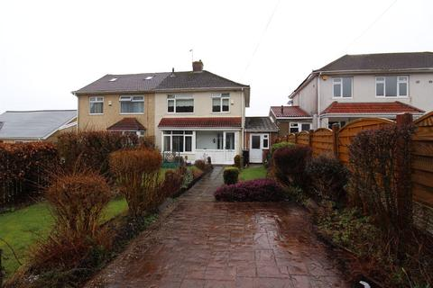 3 bedroom semi-detached house for sale - Hawthorn Road, Beaufort, Ebbw Vale
