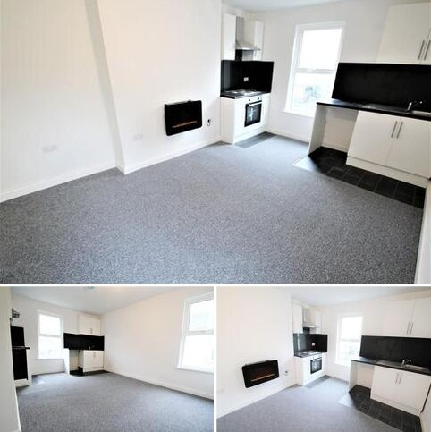 Studio to rent - Flat 5, 53 Connaught Avenue