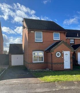 3 bedroom detached house to rent - Cherrybrook Close,  Leicester, LE4