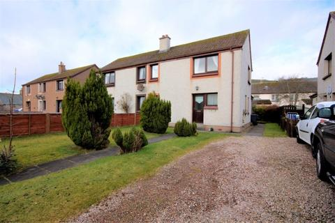3 bedroom semi-detached house for sale - 17 Millicent Avenue, Golspie, Sutherland KW10 6TW