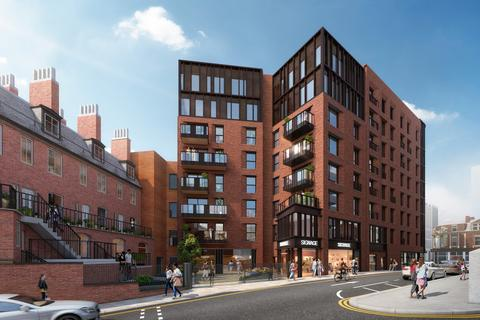 Studio for sale - Burgess House, City Centre, S1