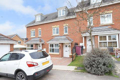 4 bedroom townhouse for sale - Lincoln Way, North Wingfield, Chestefield