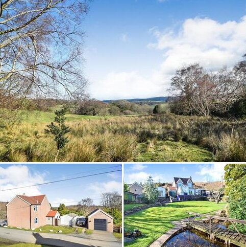 3 bedroom detached house for sale - Llechwedd, Sychnant Pass, Conwy