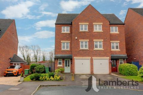 4 bedroom semi-detached house for sale - Alder Carr Close, Greenlands, Redditch