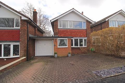 3 bedroom detached house for sale - POYNTON (DEVA CLOSE)