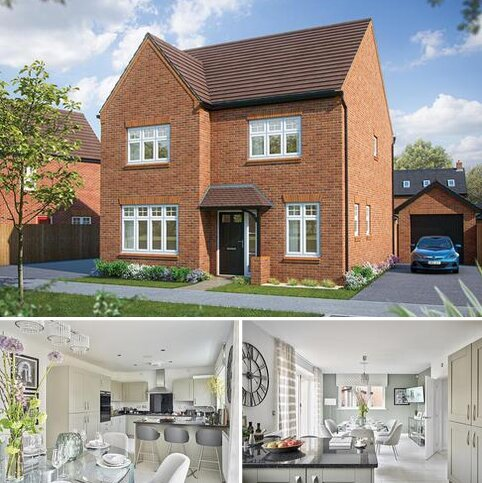 4 bedroom house for sale - Plot The Aspen 097, The Aspen at Collingtree Park, Collingtree Park, Windingbrook Lane, collingtree NN4