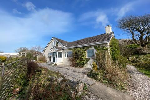 3 bedroom property with land for sale - Mynydd Bodafon, Anglesey