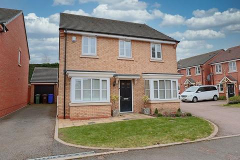 4 bedroom detached house for sale - The Laurels, Stafford